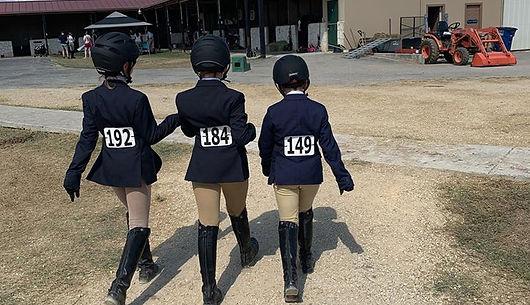 riding lessons, kids, hunter jumper, blog, leblanc