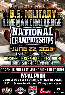 US Military LINEMAN CHALLENGE NATIONAL C
