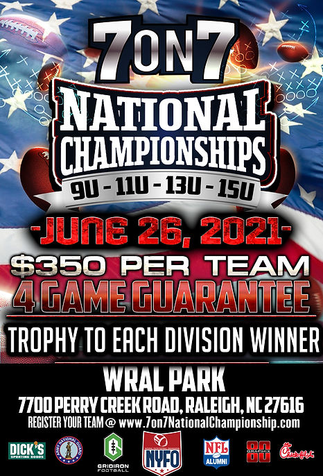 NYFO NATIONAL CHAMPIONSHIPS YOUTH DIVISI