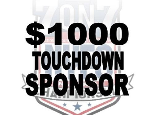 NYFO 7on7 National Championship $1000 Sponsorship