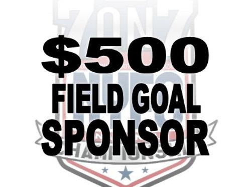 NYFO 7on7 National Championship $500 Sponsorship