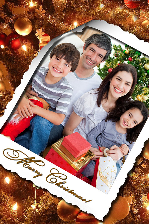 Capture the Moment Holiday Cards (Includes Envelopes) As low as $0.79 each