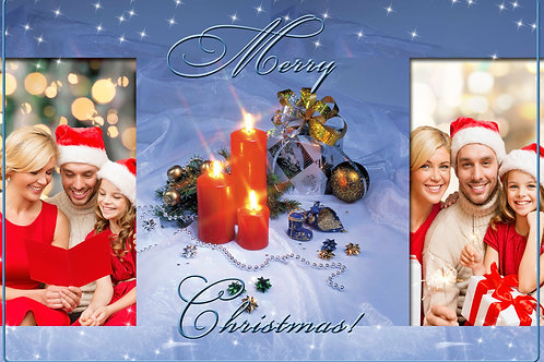 Candles & Trinkets Holiday Cards (Includes Envelopes) As low as $0.79 each