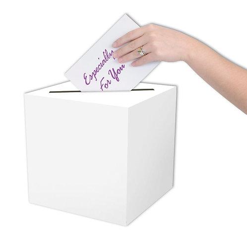 Beistle 54390 All-Purpose Card Box