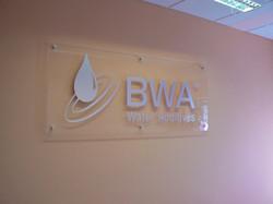 BWA Sign