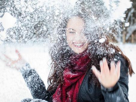 Wat te doen bij droge huid tijdens de winter ....