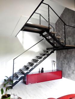 Escalier_contemporain_et_rampe_câbles_inox_1