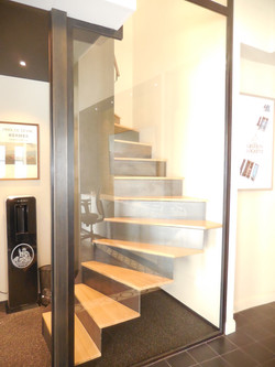 Escalier contemporain 2