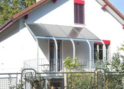 Terrasse sur poteaux LTE