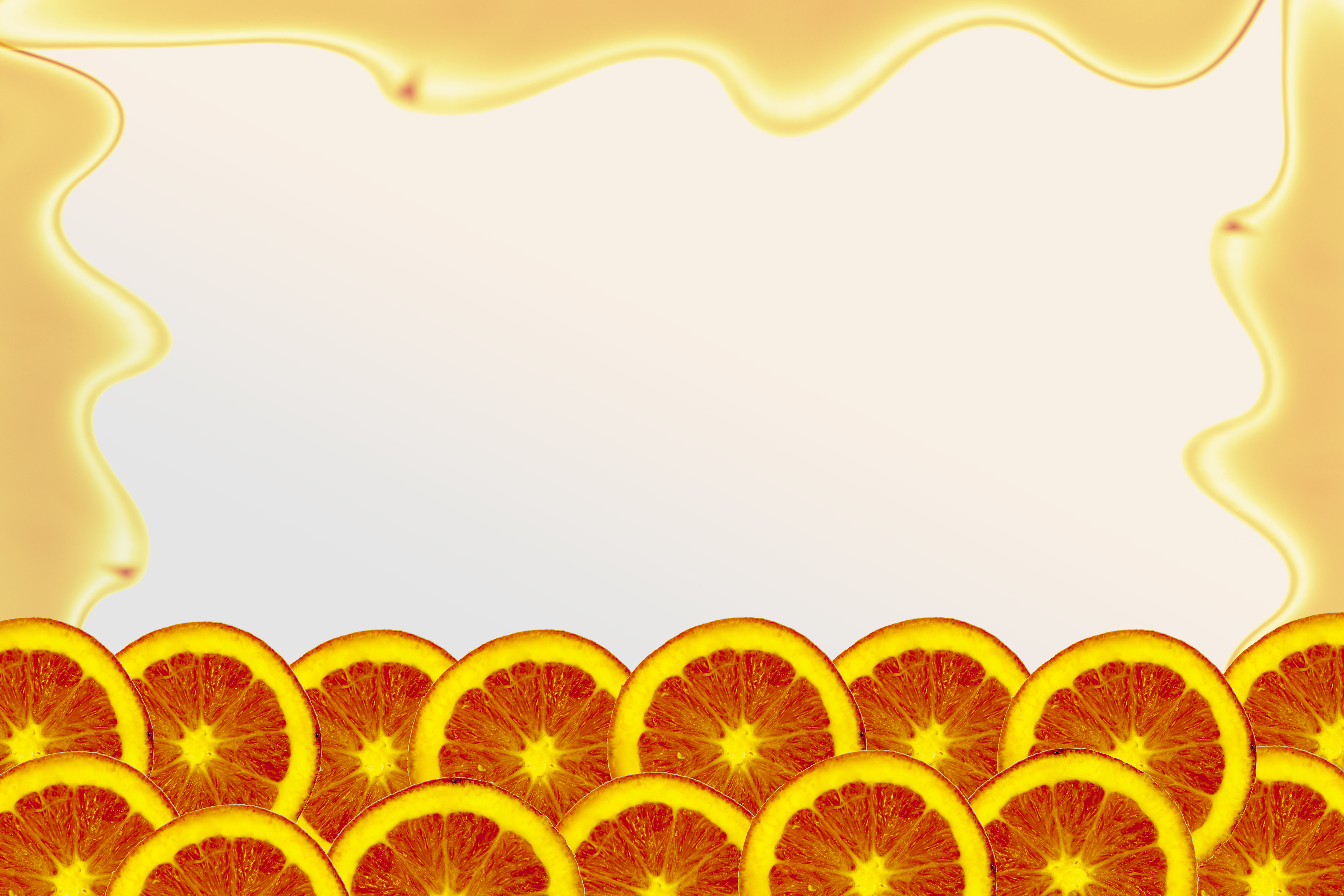 Orange Background IV