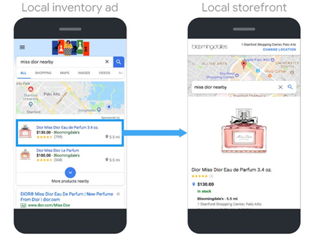 google releases 5 new shopping features