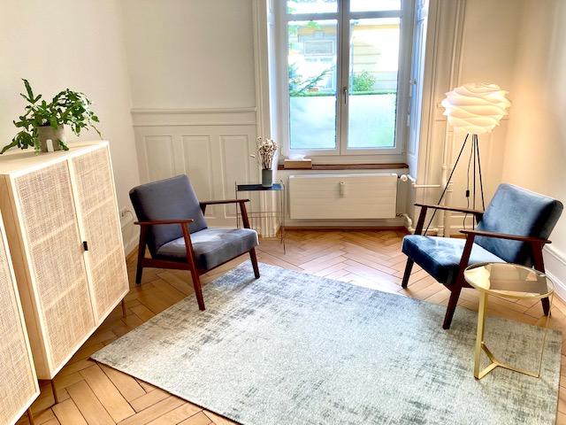 Therapieraum Flavia Schneider, Praxis Z Enge