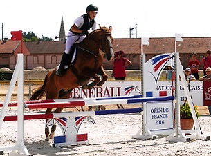 club hippique de granville coaching competition