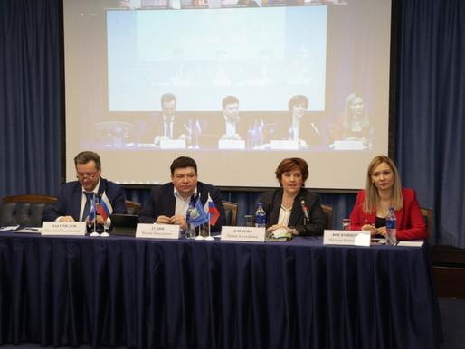 Всероссийский семинар-совещание членов КСП