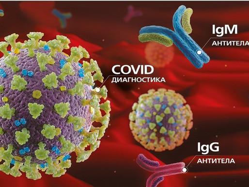 Сдайте тест на COVID-19 с 20% скидкой