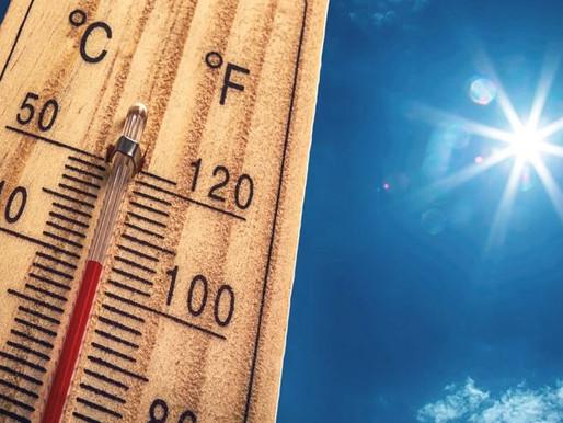 Работа в условиях повышенных температур воздуха