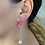 Thumbnail: Freshwater Pearl Drop Earrings