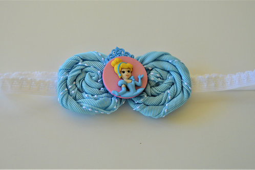 Princess Bow Girl Headband