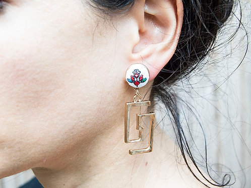 Chic Geometric Earrings