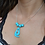 Thumbnail: CUTE BOHEMIAN STYLE NECKLACE WITH SWAROVSKI