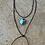 Thumbnail: Wood Y Boho Necklace
