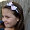 Thumbnail: Pink Rose Girl Headband