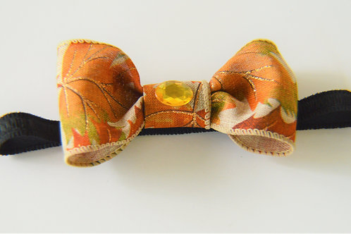 Thanksgiving Bow Headband