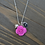 Thumbnail: ROSE PEARL PERSONALIZED NECKLACE