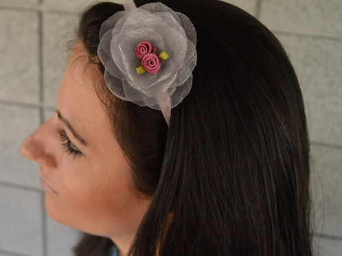 DREAM FLOWER HEADBAND