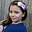 Thumbnail: Purple Flower Headband