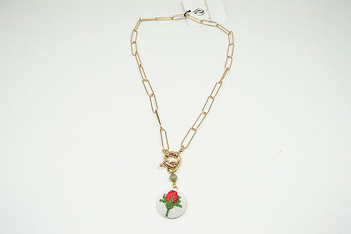Fashion Link Chain Necklace