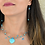 Thumbnail: Turquoise Heart Necklace