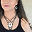 Thumbnail: Vintage Rose Layered Necklace