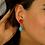 Thumbnail: Boho Stud Earrings