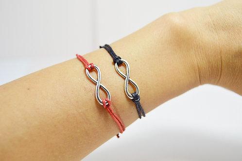Infinity String Bracelet