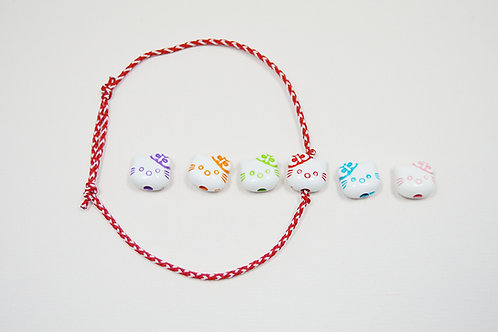 Hello Kitty Martenitsa Bracelet