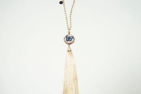 Long Tassel Bohemian Necklace