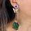 Thumbnail: Butterfly Feather Earrings