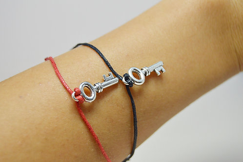 Key Bracelet Set For Her