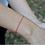Thumbnail: Wood Bead Adjustable Bracelet