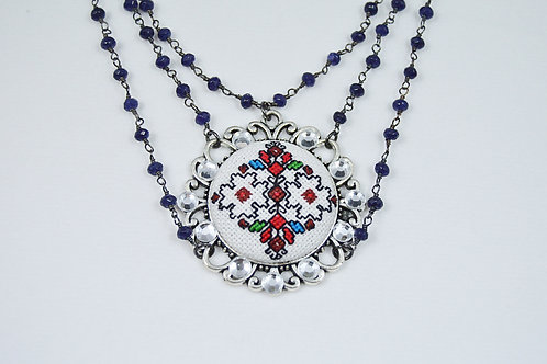 Vintage Layered Necklace For Women