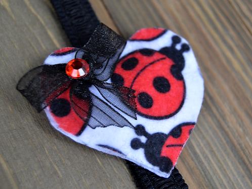 Ladybug Girl Headband