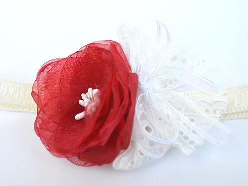 Flower Holiday Headband