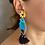 Thumbnail: Bird Tassel Earrings