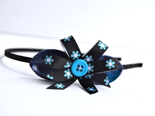 Winter Girl Headband