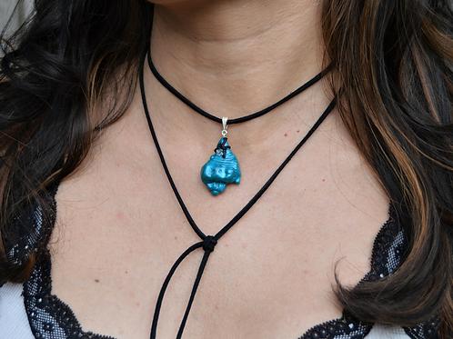 Sea Snell Choker Necklace