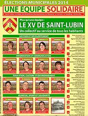 XV de saint-lubin