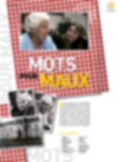 L'atelier mémoire de Maud