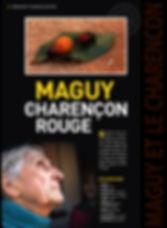 Maguy et le charançon rouge