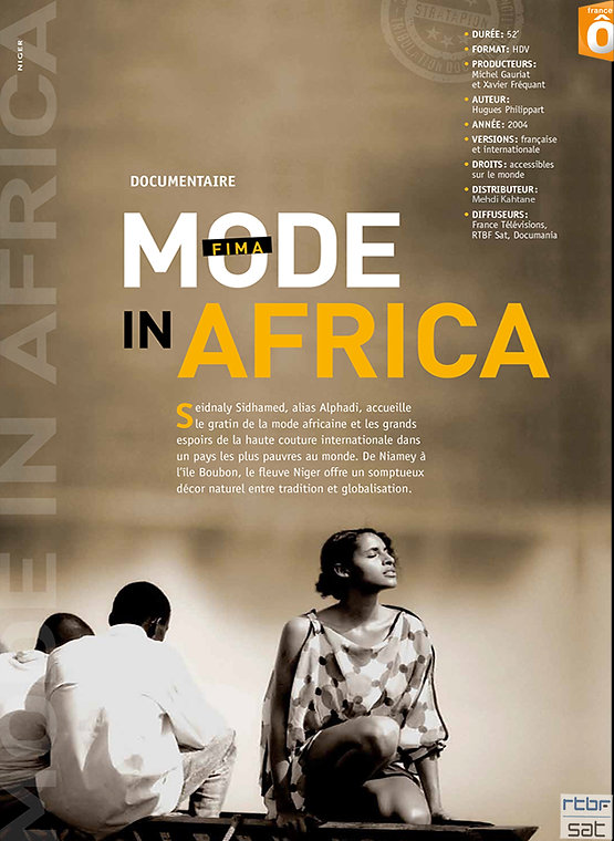 MOde in africa